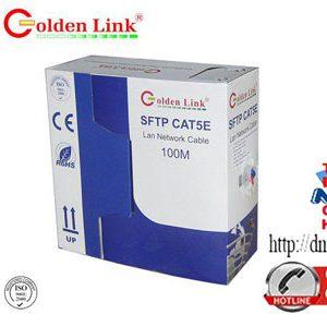 Cáp mạng Golden Link Premium SFTP CAT5e