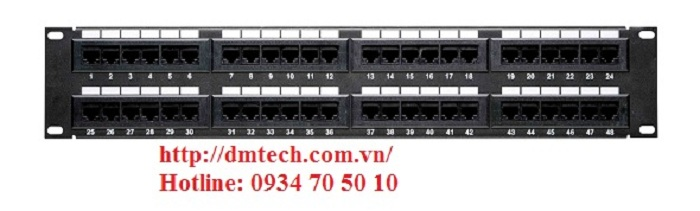Patchpanel 48P