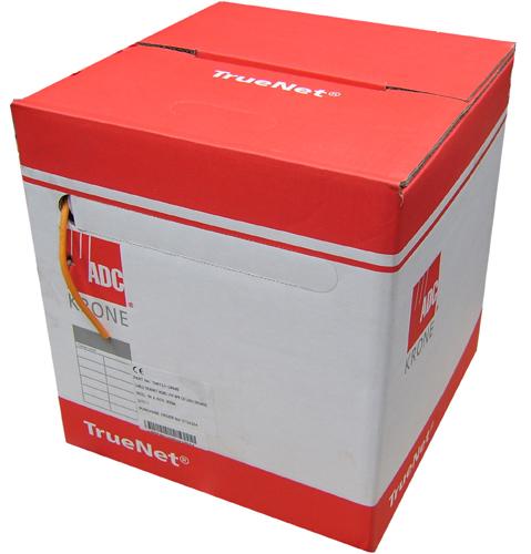 Cáp mạng KRONE Cat6e UTP 4 đôi giá rẻ tại TP.HCM