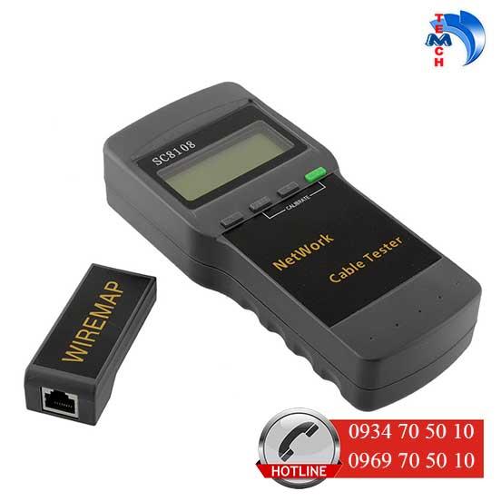 máy test mạng SC8018