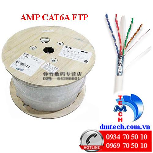 cap mang cat6A FTP AMP