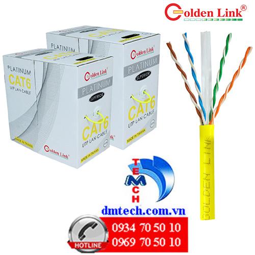 golden link cat6 utp premium 100m