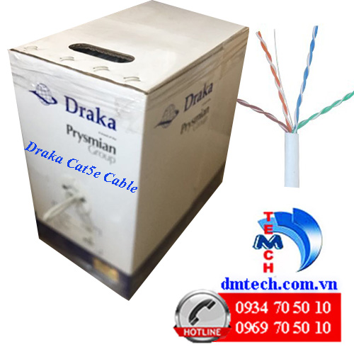 draka cat5e