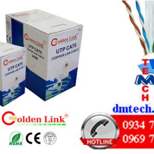cap mang golden link cat6 utp plus