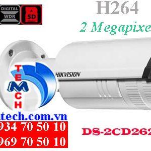 camera ip dome hong ngoai DS-2CD2620F-IZS
