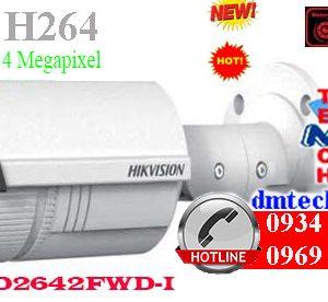 camera ip hong ngoai hikvision DS-2CD2642FWD-I