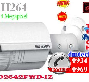 camera ip hong ngoai hikvision DS-2CD2642FWD-IZ