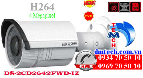 camera ip hong ngoai hikvision DS-2CD2642FWD-IZ