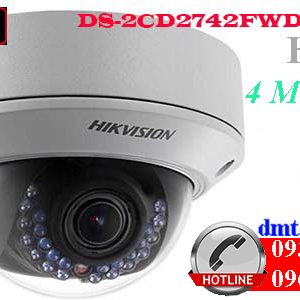 camera ip hong ngoai hikvision DS-2CD2742FWD-IZ