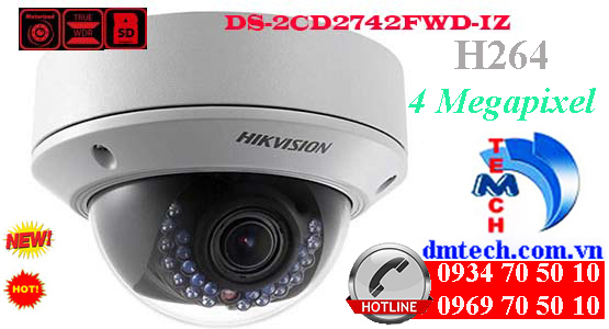 camera ip hong ngoai hikvision DS-2CD2742FWD-IZ