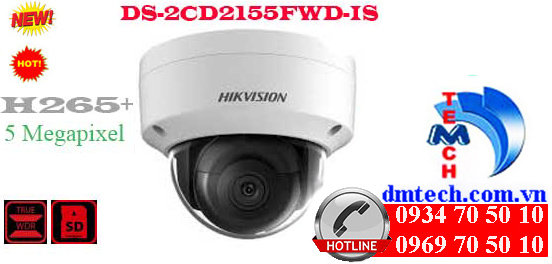 camera ip hong ngoai hikvisionDS-2CD2155FWD-IS