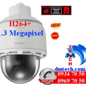 camera ip dome sony snc-wr620c