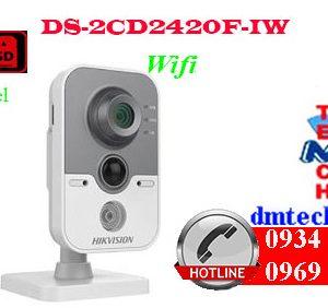 camera ip hong ngoai hikvision DS-2CD2420F-IW