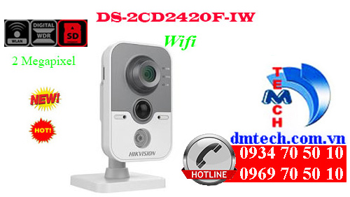 camera ip hong ngoai hikvision DS-2CD2420F-IW