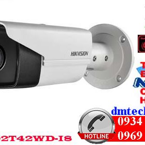 camera ip hong ngoai hikvision DS-2CD2T42WD-I8