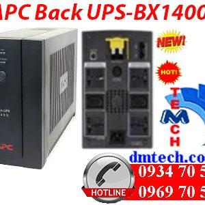 Bộ lưu điện APC Back UPS BX1400U