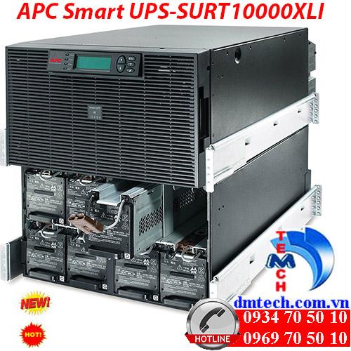 Bộ lưu điện APC Smart UPS-SURT10000XLI
