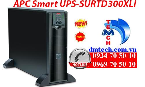 APC Smart UPS-SURTD3000XLI