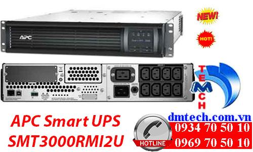 Bộ lưu điện APC UPS SMT3000RMI2U