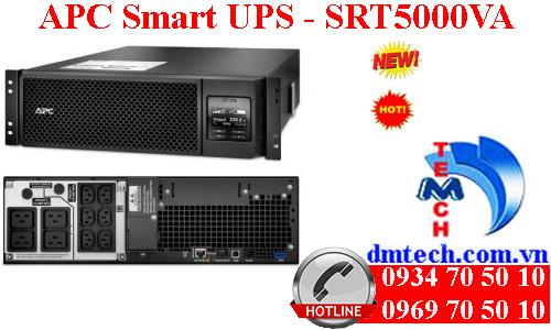 Bộ lưu điện APC Smart UPS SRT 5000VA