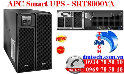 Bộ lưu điện APC Smart UPS SRT 8000VA