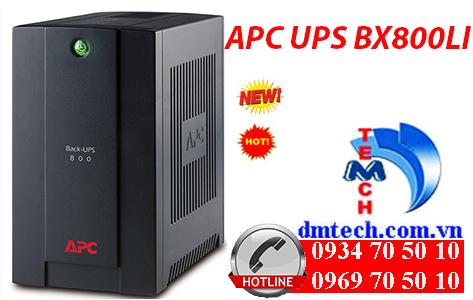 APC UPS BX800LI-MS 800VA