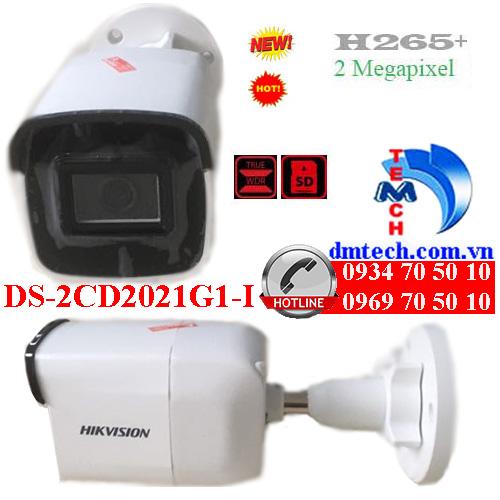 camera ip dome hong ngoai DS-2CD2021G1-I