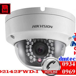camera ip dome hong ngoai DS-2CD2142FWD-I