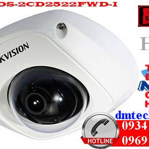 camera ip dome hong ngoai DS-2CD2522FWD-I