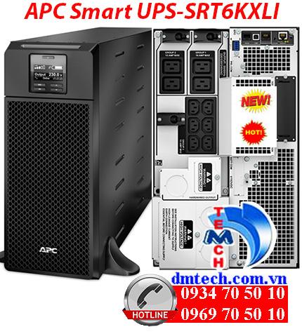 APC Smart UPS-SRT6KXLI