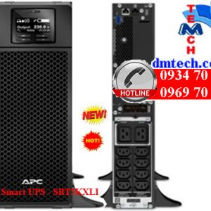 Bộ lưu điện APC Smart UPS-SRT5KXLI