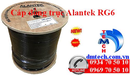 cáp đồng trục Alantek RG6