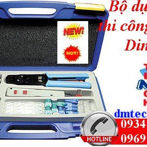 Bộ dụng cụ thi công mạng Dintek - 6106-01003