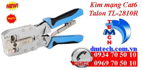 kìm mạng cat6 Talon TL-2810R