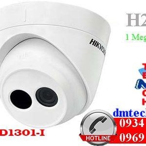 camera ip dome hong ngoai DS-2CD1301-I