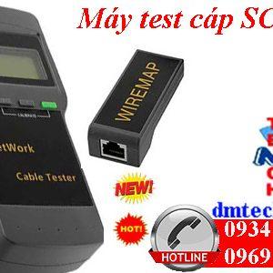 máy test cáp mạng và cáp thoại SC8108