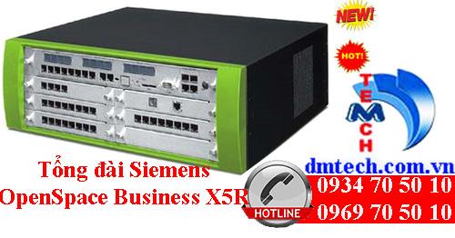 Tổng đài Sienmens OpenSpace Business X5R