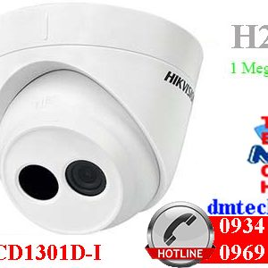 camera ip dome hong ngoai DS-2CD1301D-I