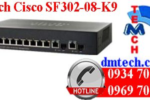 Switch Cisco SF302-08-K9