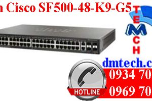 Switch Cisco SF500-48-K9-G5