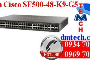 Switch Cisco SF500-48-K9-G5