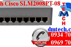Switch Cisco SLM2008PT-08