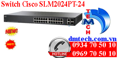 Switch Cisco SLM2024PT-24