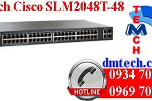 Switch Cisco SLM2048T-48