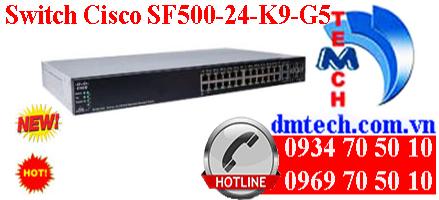 Switch Cisco SF500-24-K9