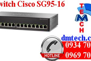 Switch Cisco SG95-16