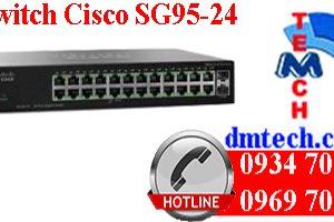 Switch Cisco SG95-24
