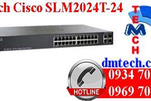 Switch Cisco SLM2024T-24