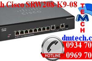 Switch Cisco SRW2008-K9-08