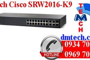 Switch Cisco SRW2016-K9